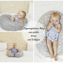Almohada Embarazada Dormir y Cojin Lactancia Bebe