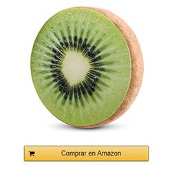 Cojín Fruta Kiwi