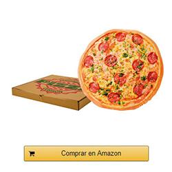 Cojín Pizza Diseño