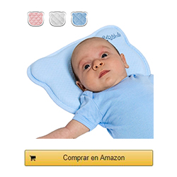 Almohada para Bebe para plagiocefalia