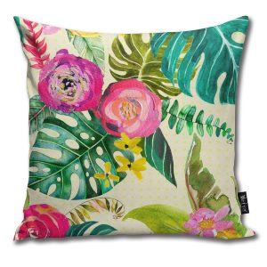 Zara Decor Boho Tropical Floral Home