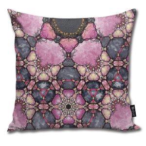 Zara-Decor Branchy Circles en Tonos Pastel