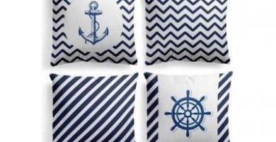 cojines marineros